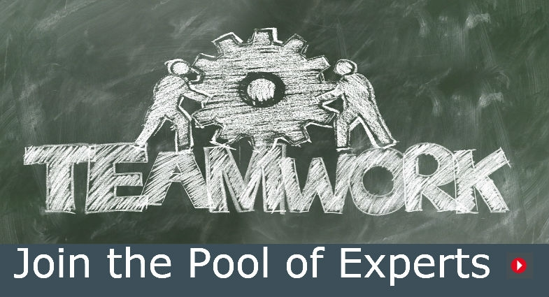 Join the Pool of Experts